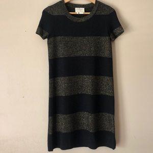 NWOT Kate Spade Sweater Shift Dress XS